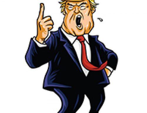 Trump at His Most Brazen