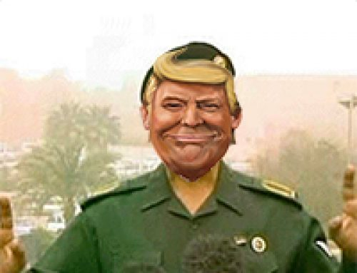 Baghdad Donald