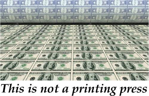 Not a printing press